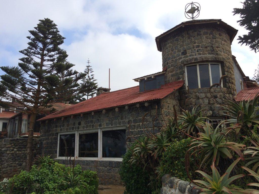 Casa de Isla Negra (arrière)