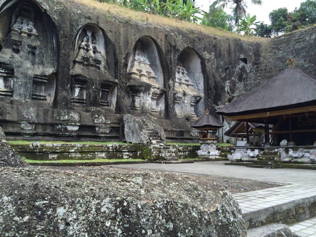 Candis à Gunung Kawi