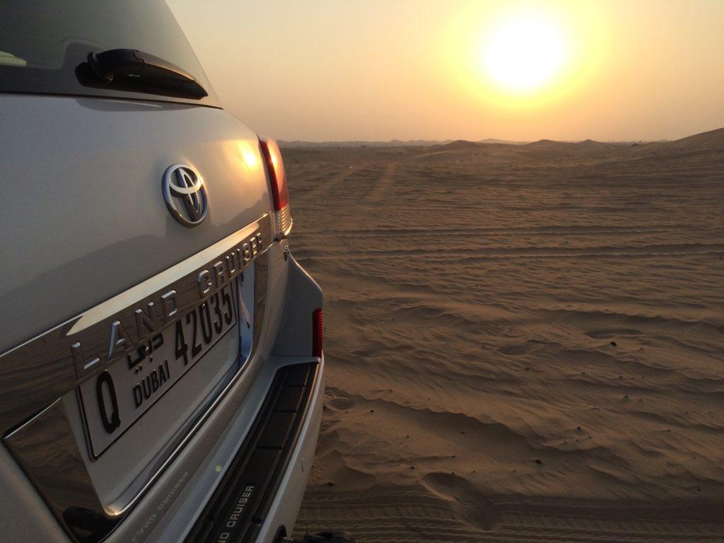Rub al-Khali à Abou Dhabi
