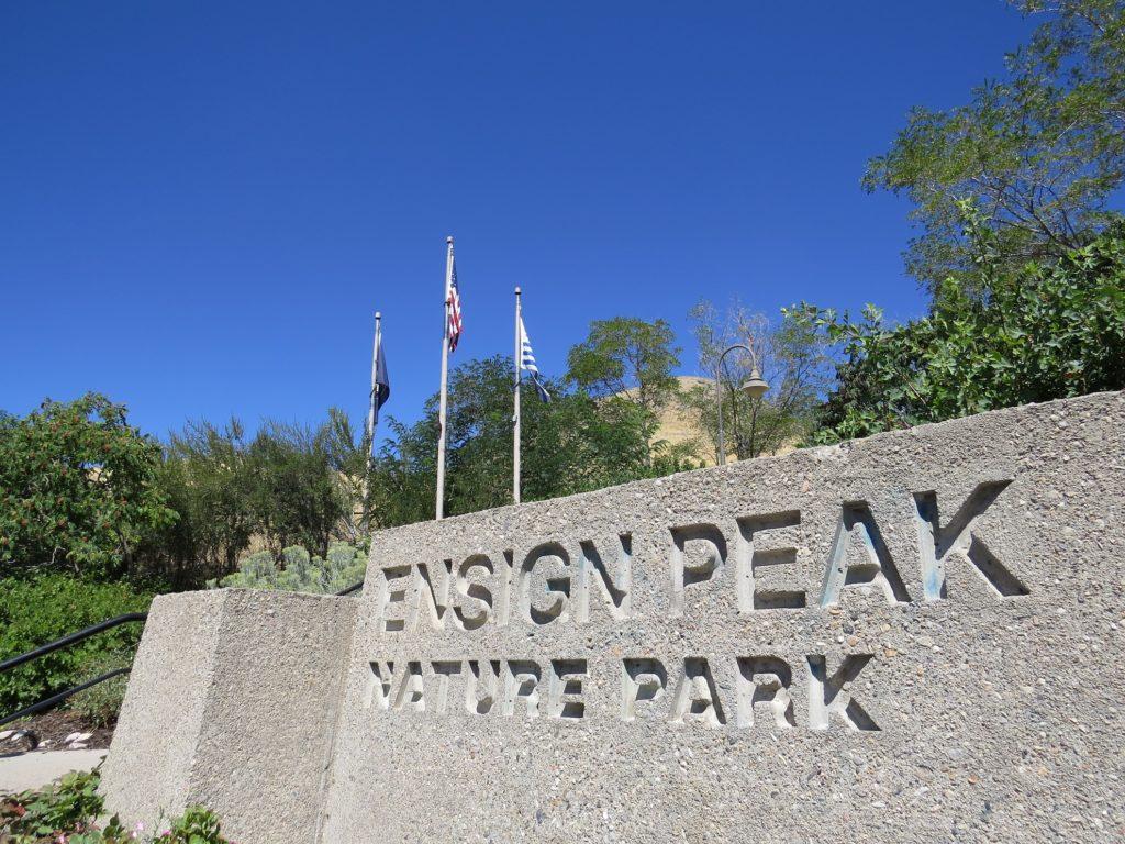 Ensign Peak Trailhead à Salt Lake City