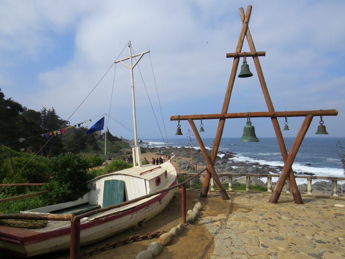 Isla Negra à El Quisco