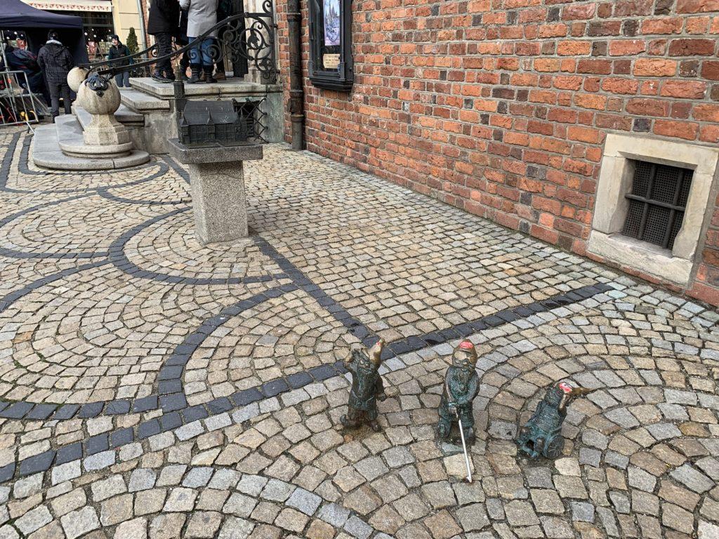 Nains ambassadeurs à Wroclaw