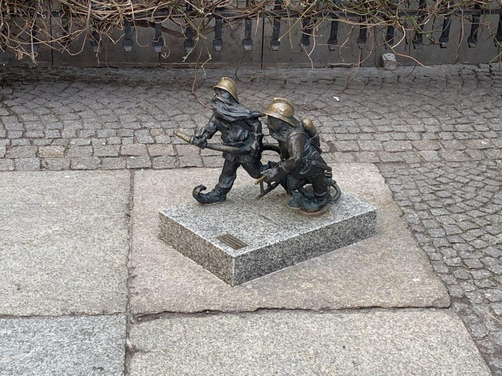 Nains Pozarki à Wroclaw
