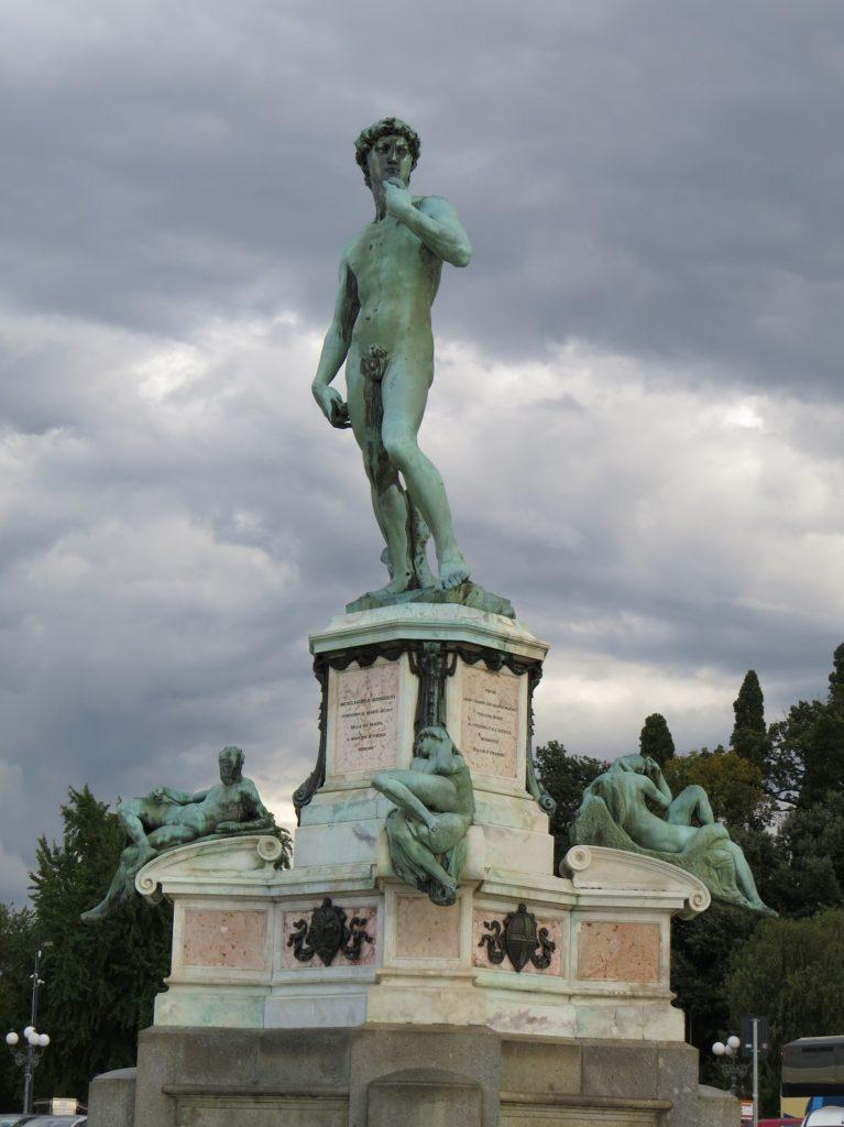 Piazzale Michelangelo à Florence