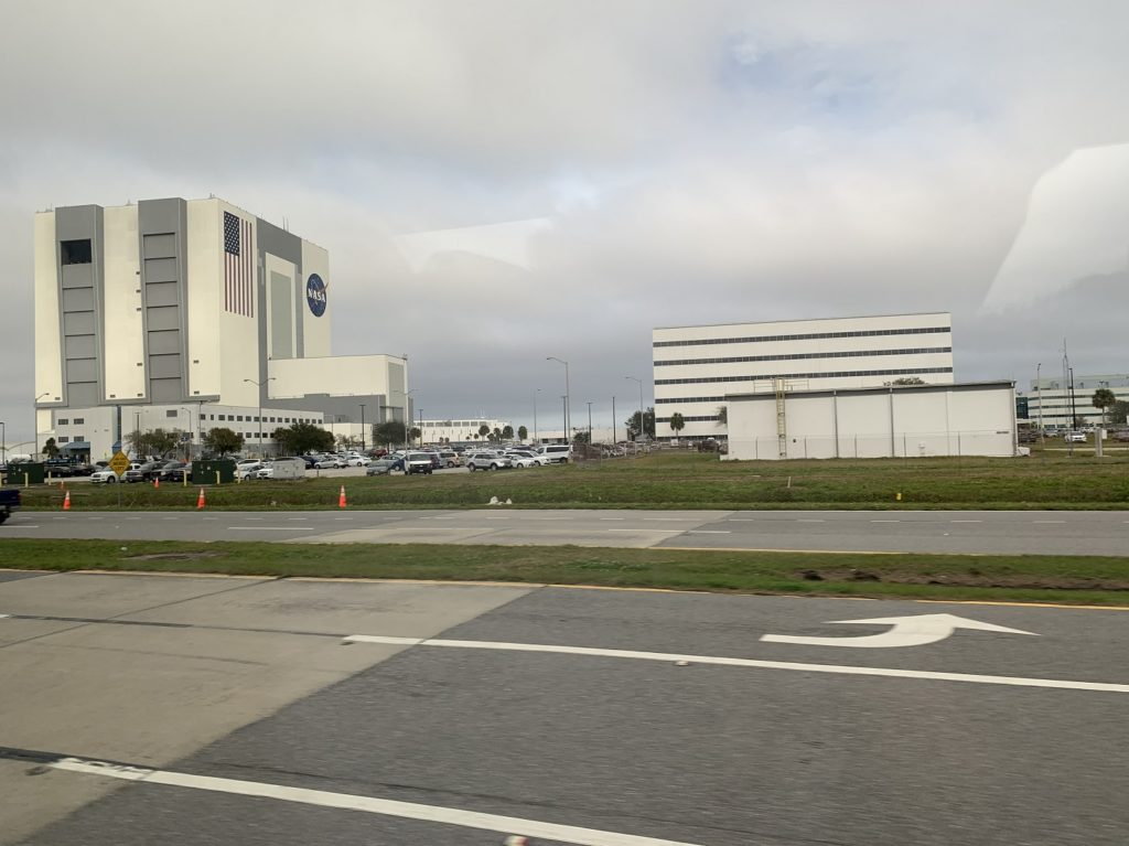VAB à Cape Canaveral