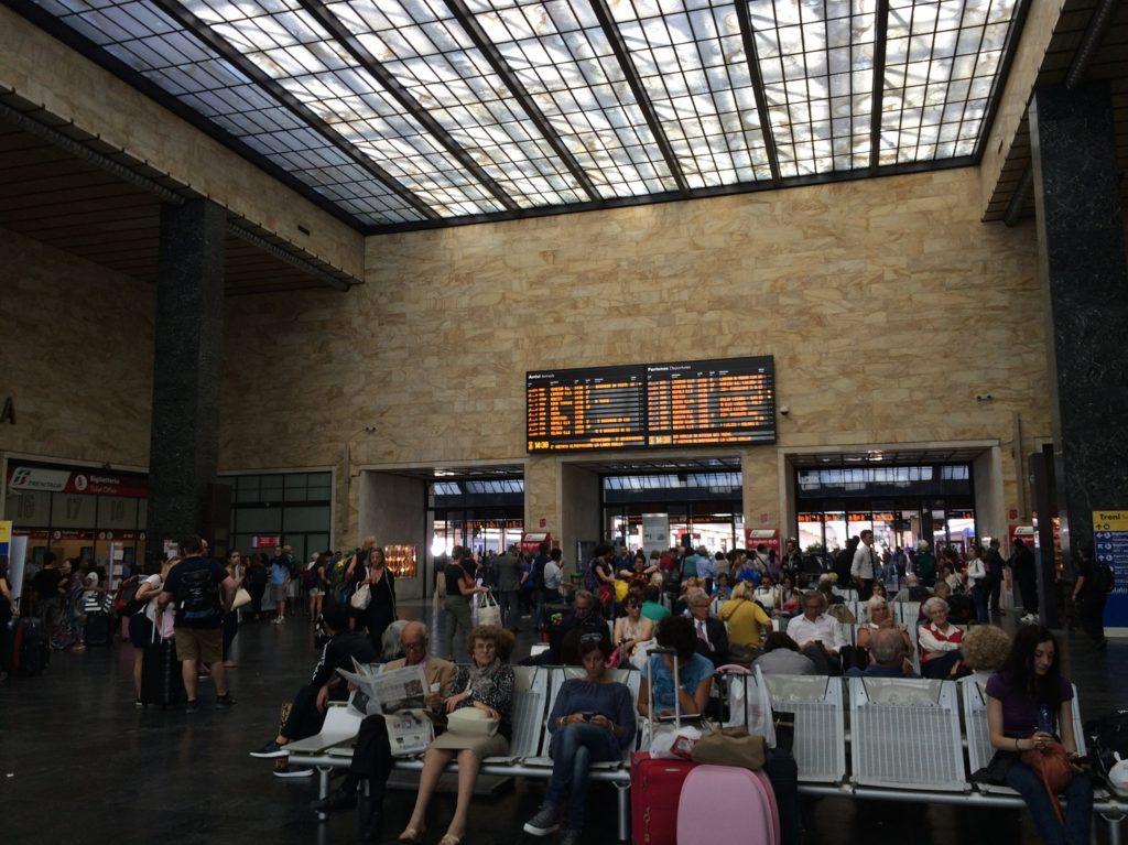 Gare de Florence