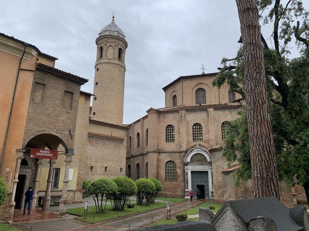 Basilique San Vital à Ravenne