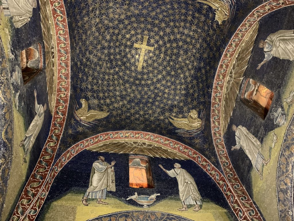 Ciel étoilé à Ravenne