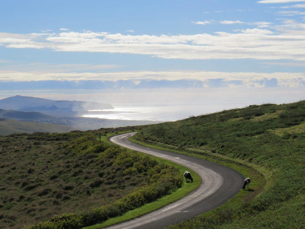 Route vers Rano Kau