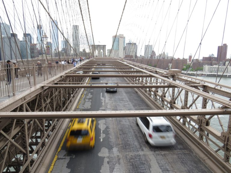 Découvrir New York à travers ses taxis jaunes