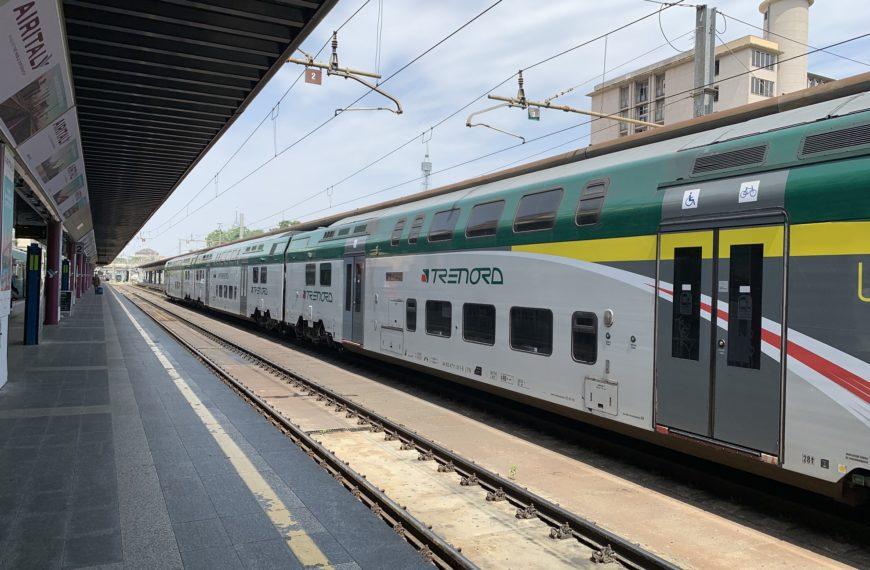 Se déplacer en train en Italie: bonneidée?