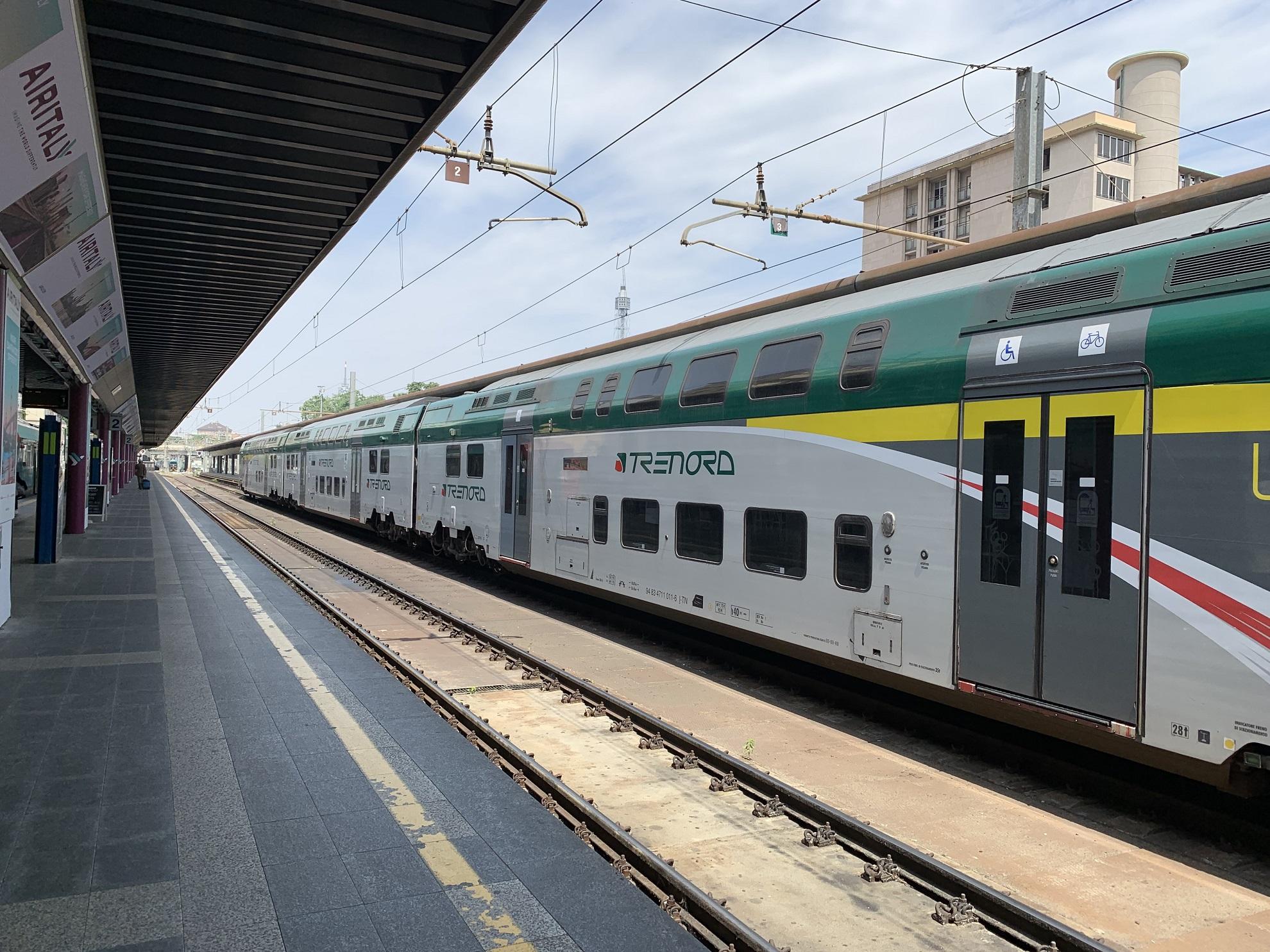 Se déplacer en train en Italie: bonne idée?