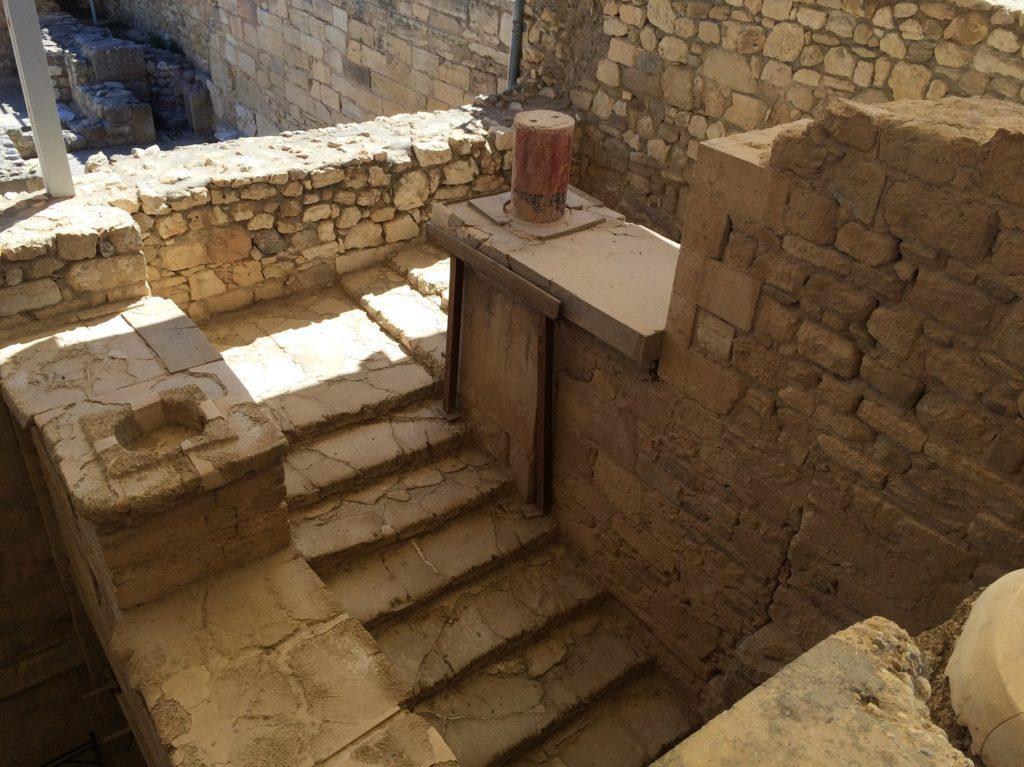 Escalier du palais