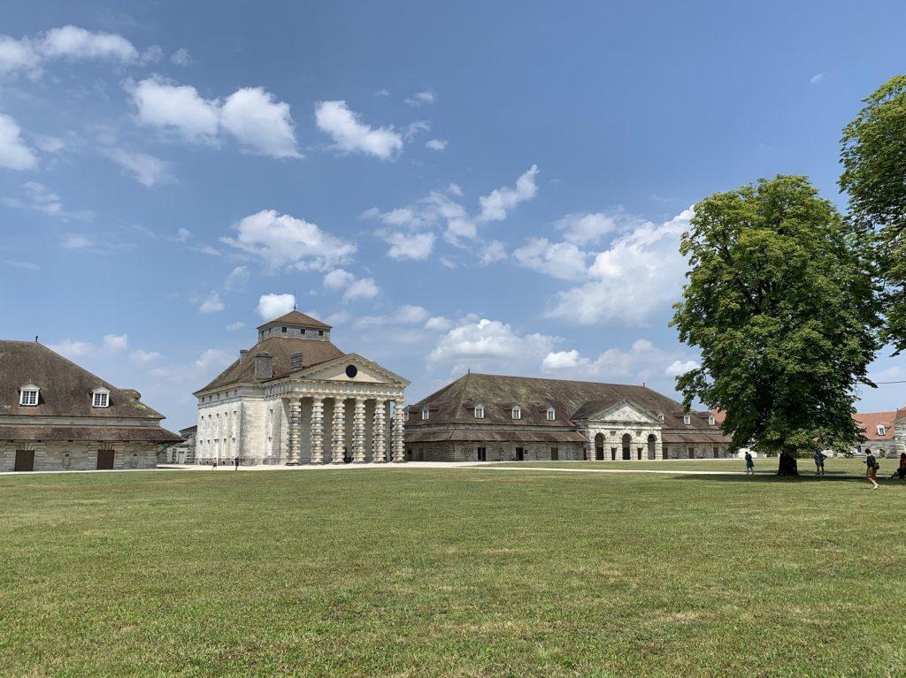 Parc de la saline royale