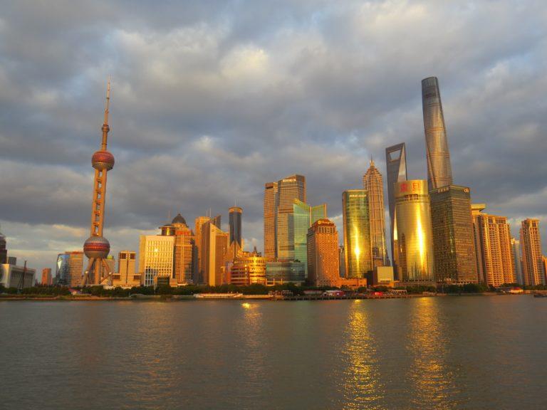 Le Bund, la berge des étrangers de Shanghai