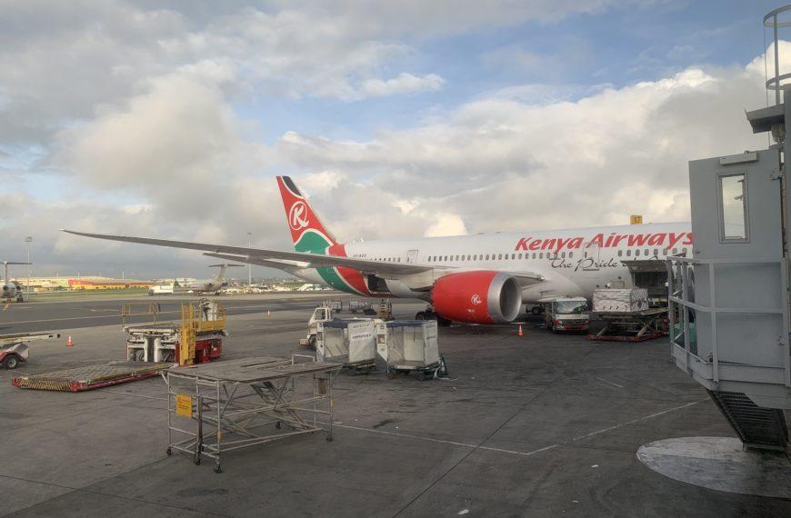 Astuce vols pas chers: faire escale à Nairobi