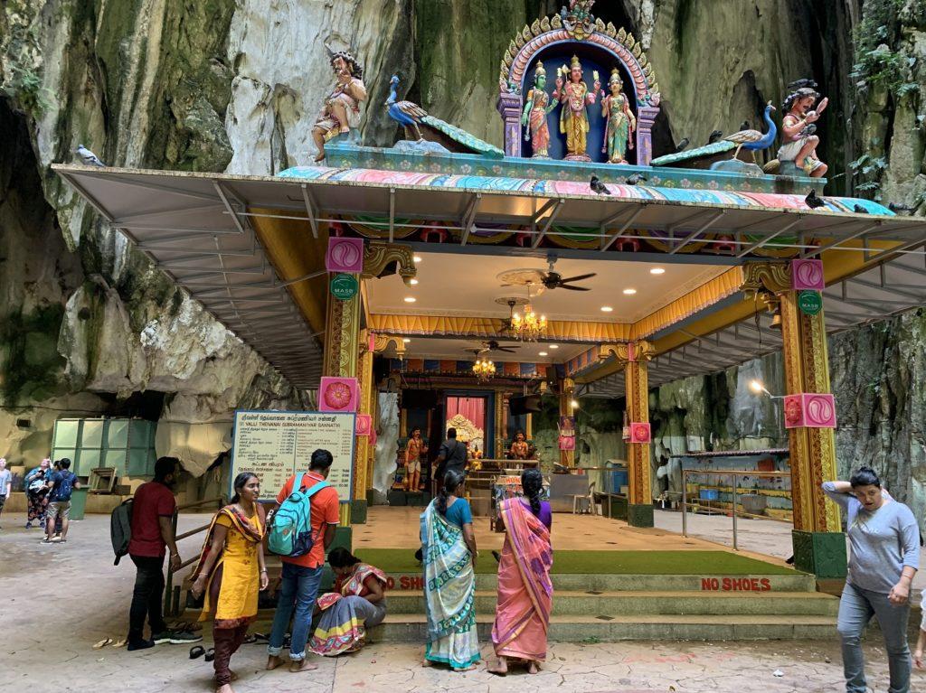 Temple dans Batu Caves